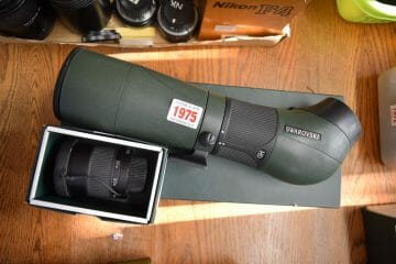 what do the numbers mean on a spotting scope