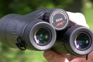 whats the best magnification for binoculars for bird watching