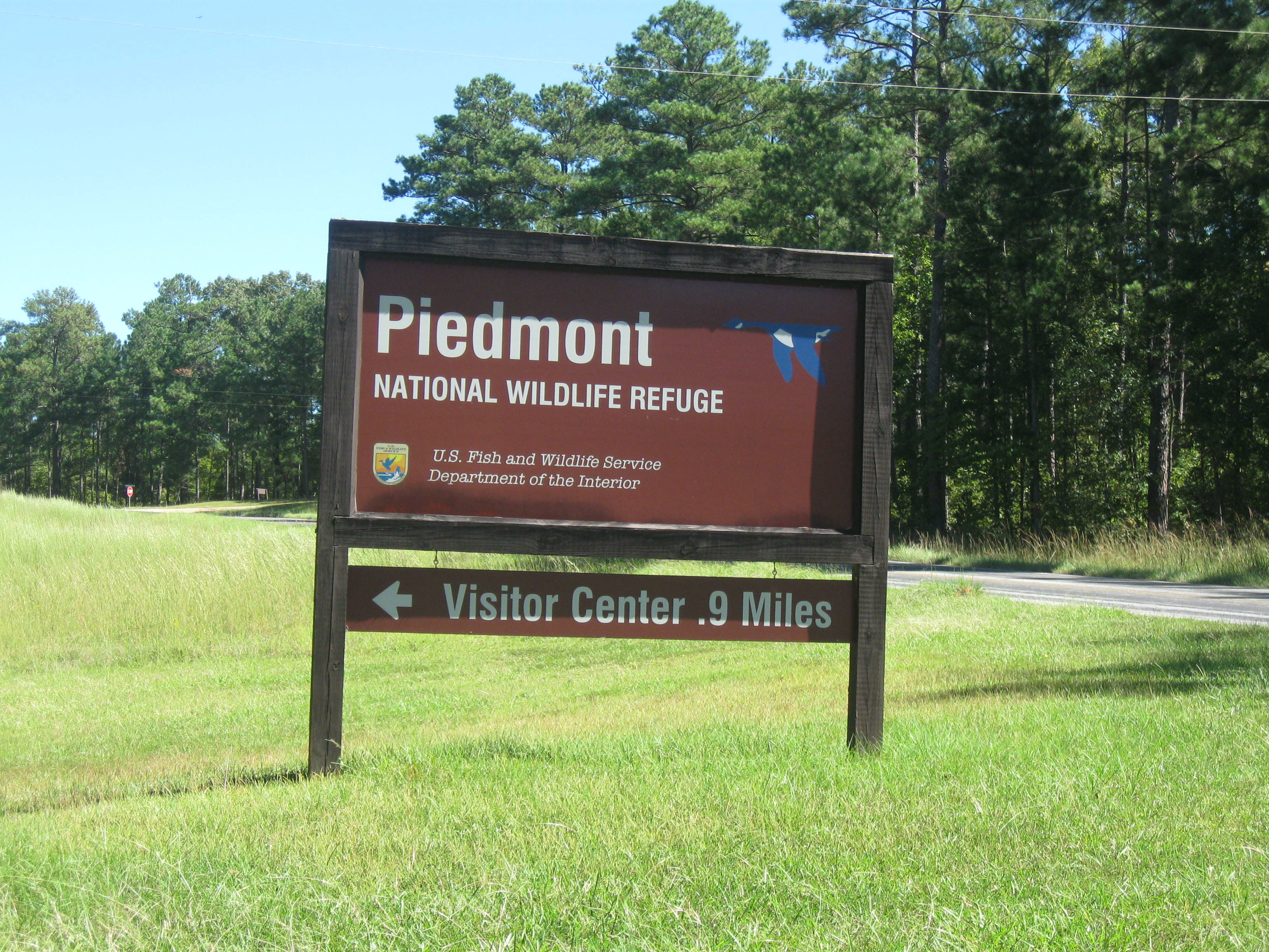 piedmont national wildlife refuge