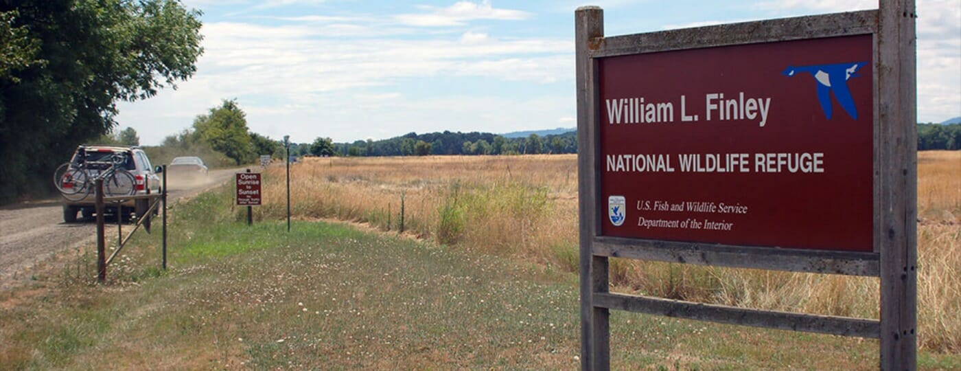 william l finley national wildlife refuge